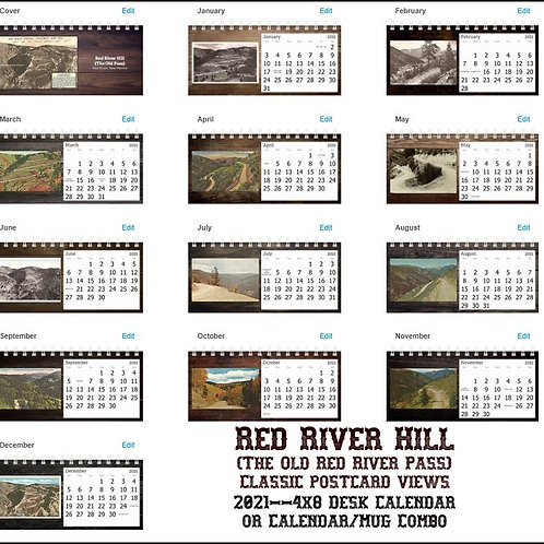 """#1- """"The Old Red River Pass"""""""