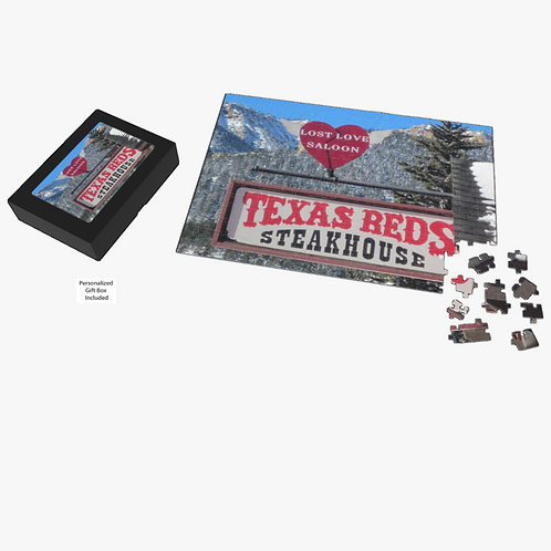 Texas Reds Steakhouse Puzzle #2
