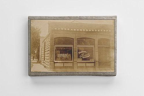 La Veta Bank circa 1920