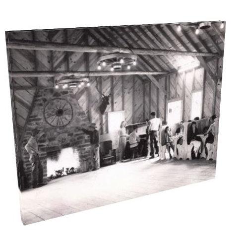 1949 Postcard View of the Chuck Wagon