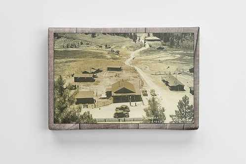 1939 View of Pioneer Lodge