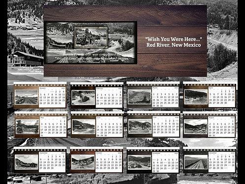 2021- Calendar #1- Frasher Collection