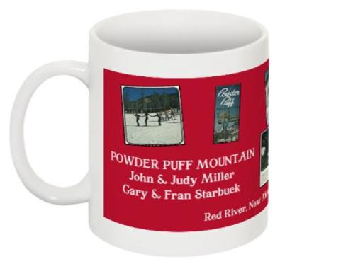 Coffee Mug(s) of 1973-74 PPM Brochure Art