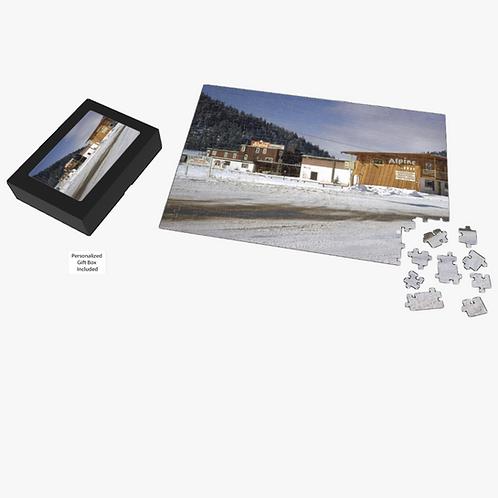 Alpine Lodge Puzzle #2