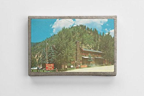 """#93- """"Monte Vista Lodge""""- Red River, New Mexico"""