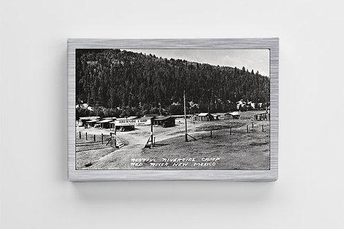 1938 Red River Views-Riverside Lodge
