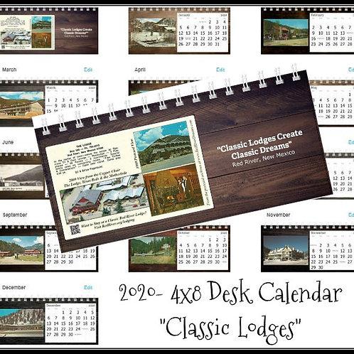 """Classic Lodges Create Classic Dreams"""