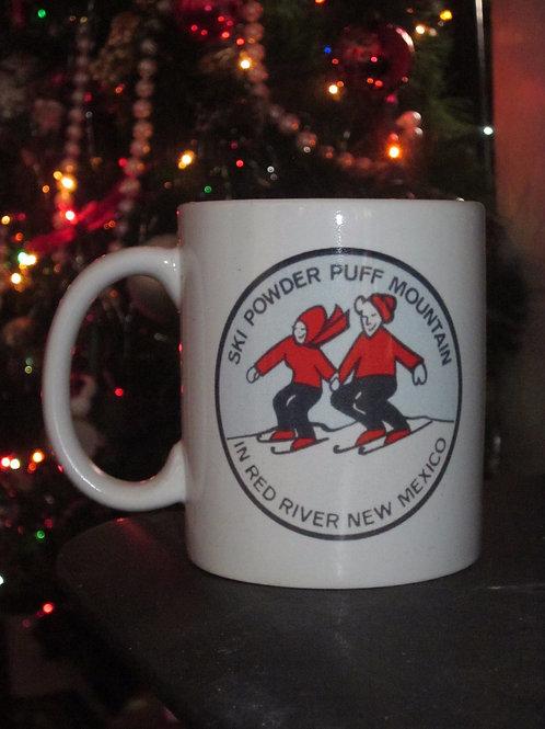 Coffee Mug(s) of PPM Logo and Ski Pin