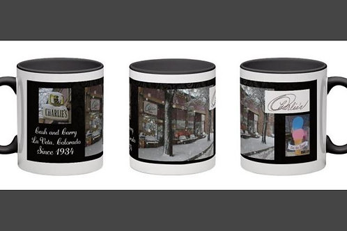 Charlie's Cash & Carry Coffee Mug