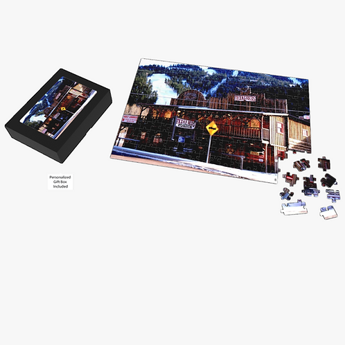 Texas Reds Steakhouse Puzzle #1