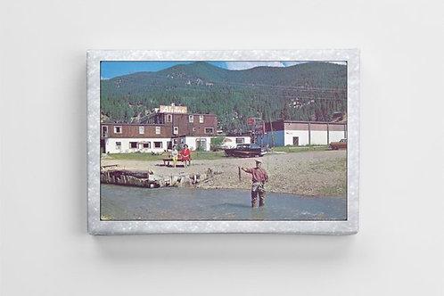 1960s Alpine Lodge- Red River, New Mexico