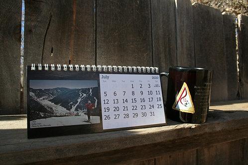 #6- Red River Ski Dreams Desk Combo
