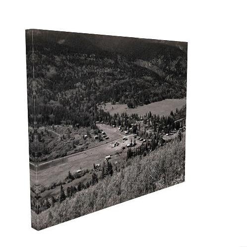 1949 Postcard View of Cuchara Camps, Colorado