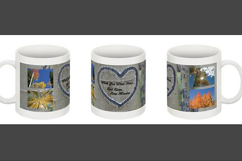 Aspentime!!  Coffee Mug