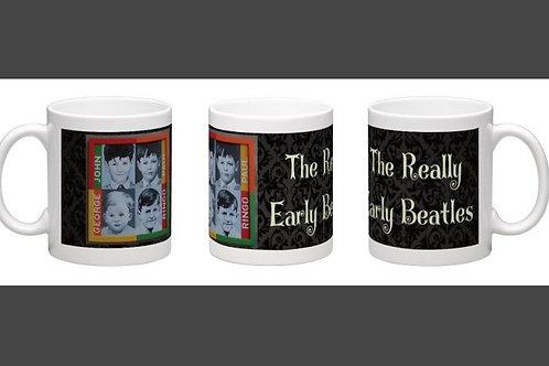 """The Really Early Beatles"" Coffee Mug"