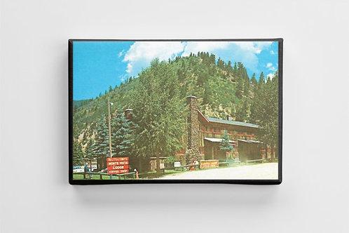 Monte Vista Lodge 1956