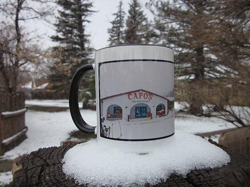 Capo's In The Snow