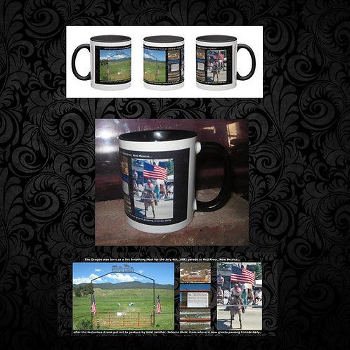 Birthday of the Dragon!!  Coffee Mug