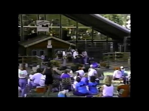 Echoes Of The Valley- 1989 Concert and FM Radio Promo