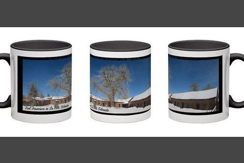 Francisco Fort Coffee Mug #2