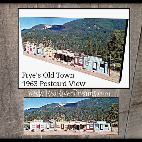 1963 Frye's Old Town