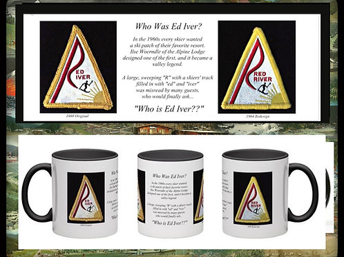 Who Was Ed Iver?- Mug