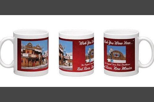 Coffee Mug(red) of the Original Texas Reds