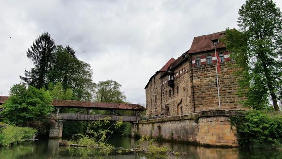 Kaiserburg Lauf - Wenzelschloss