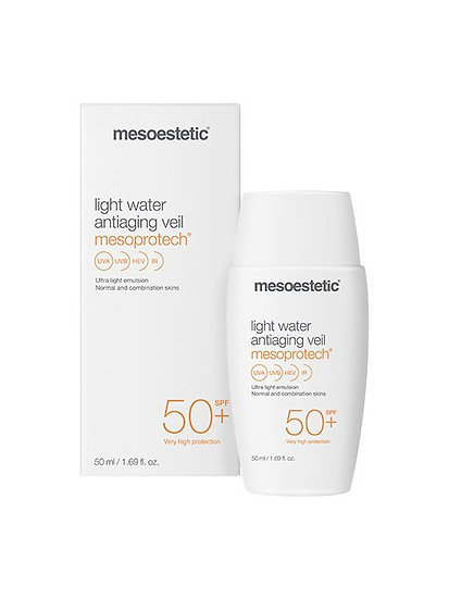 MESOESTETIC MESOPROTECH LIGHT WATER SPF50+