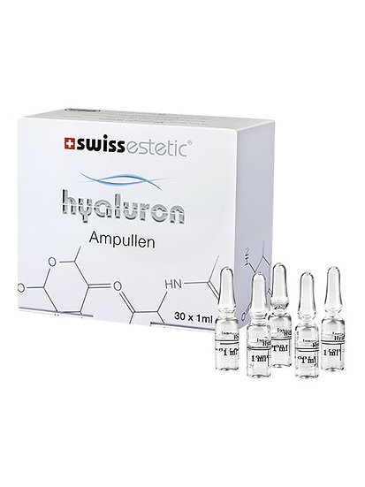 SWISSESTETIC HYALURON AMPULLE 30x1ml