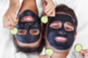 gurkenmaske mann und frau Health Beauty Lifestyle AG