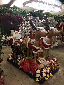 Christmas 2018 Reindeer and Father Chris