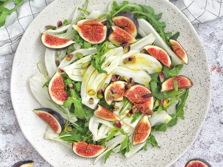 Fig + Fennel Salad