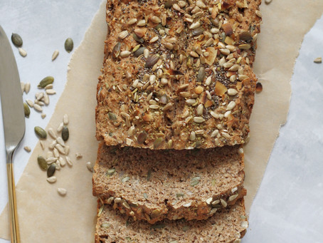 Seeded Beer Bread