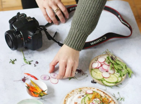 Food Styling Tips for Beginners