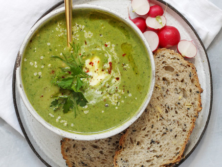 Eat Your Greens Soup