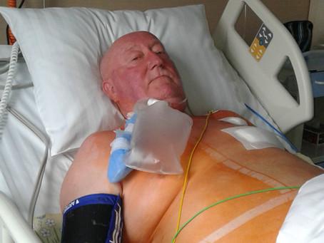 Операция спасла от второго инфаркта