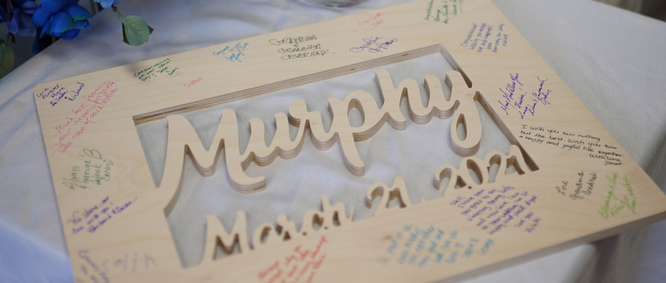 Murphy's Wedding