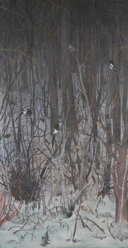 Vienna_Sisi_boy_Winter, from Eunuch Tapestry Series