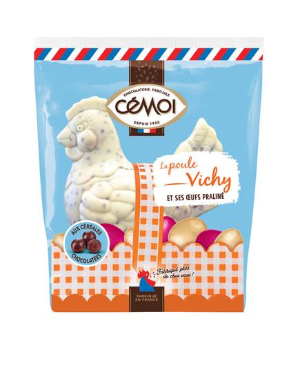 25 - Poule Vichy Blanc Caramel copy.jpg