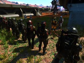 Star Citizen - Opération Lazarus 3
