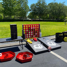 All the Tailgating Games
