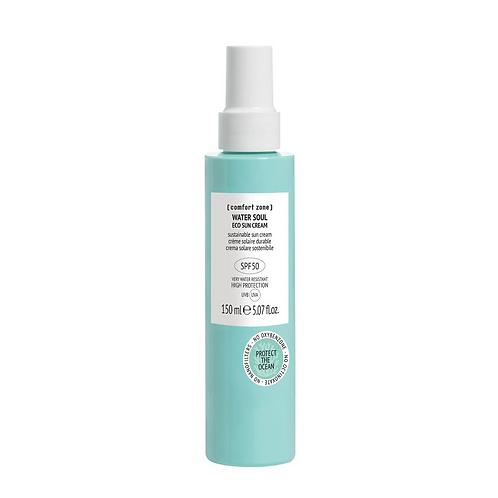 water soul eco sun cream SPF 50 150 ml