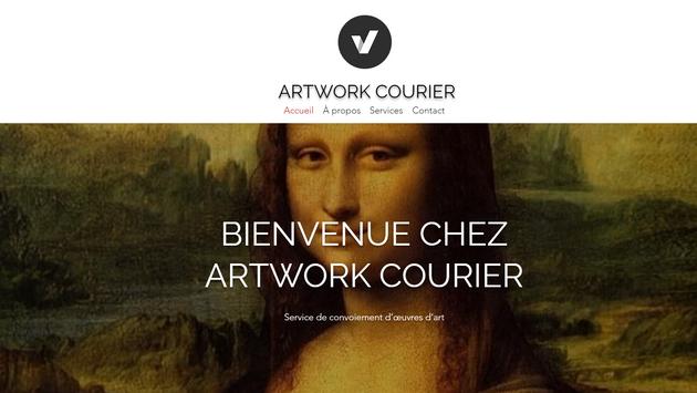 Artwork Courier