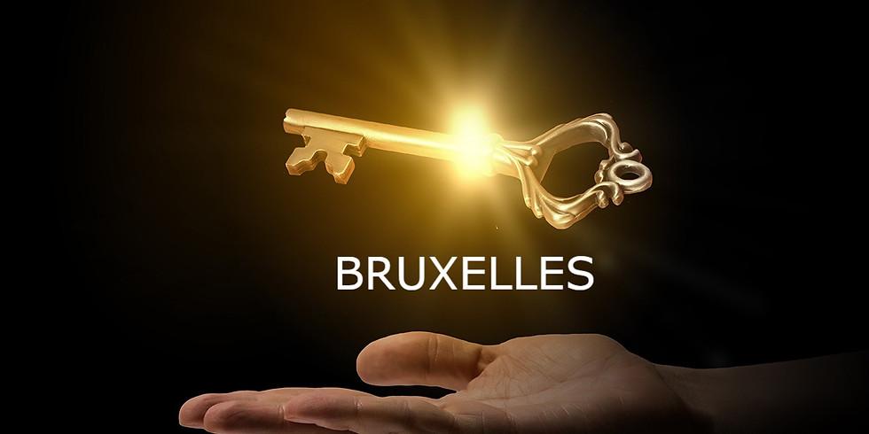 Avec ou sans argent soyons libres d'être nous-même - Bruxelles