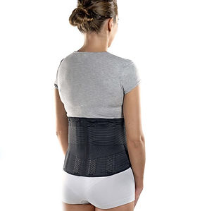 contoured back support OrthoBroker Brace