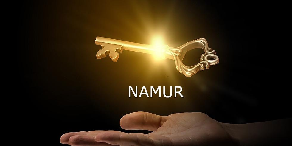 Avec ou sans argent soyons libres d'être nous-même - Namur