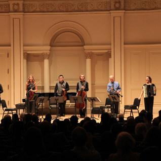 Carnegie Weill Hall