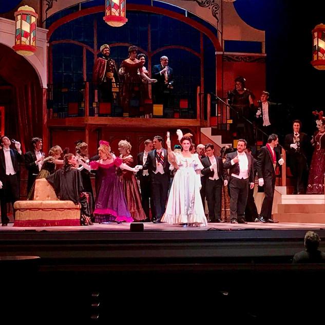 Die Fledermaus with Eklund Opera