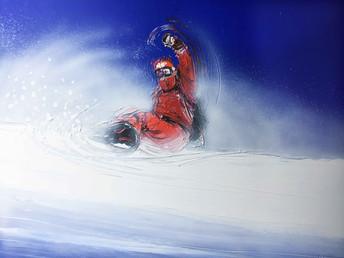 """""""Surfeur rouge"""""""